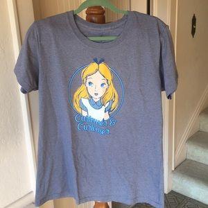 Disney Alice in Wonderland shirt